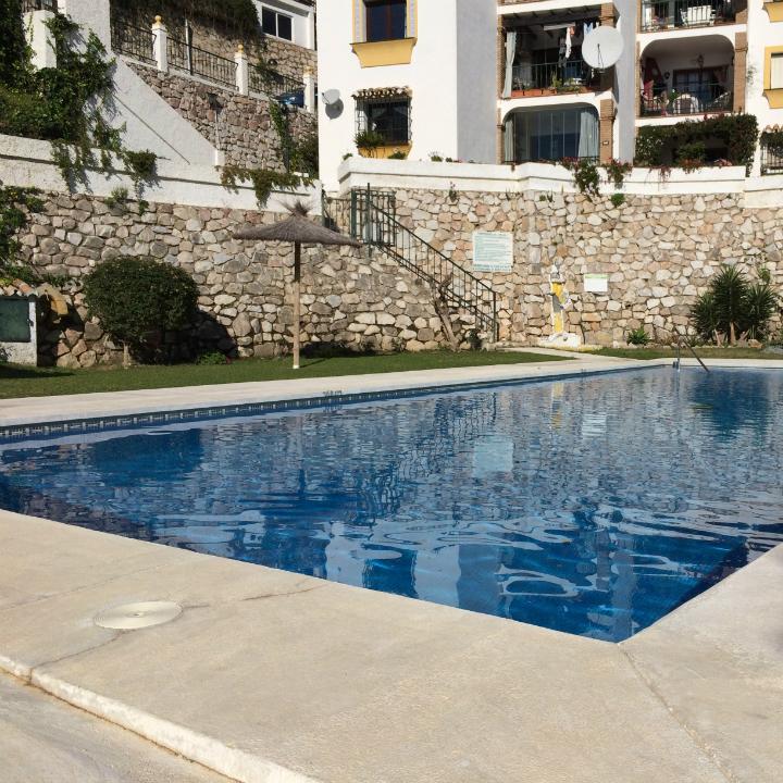Billig ferielejlighed i sydspanien malaga og furengiola for Pool billig