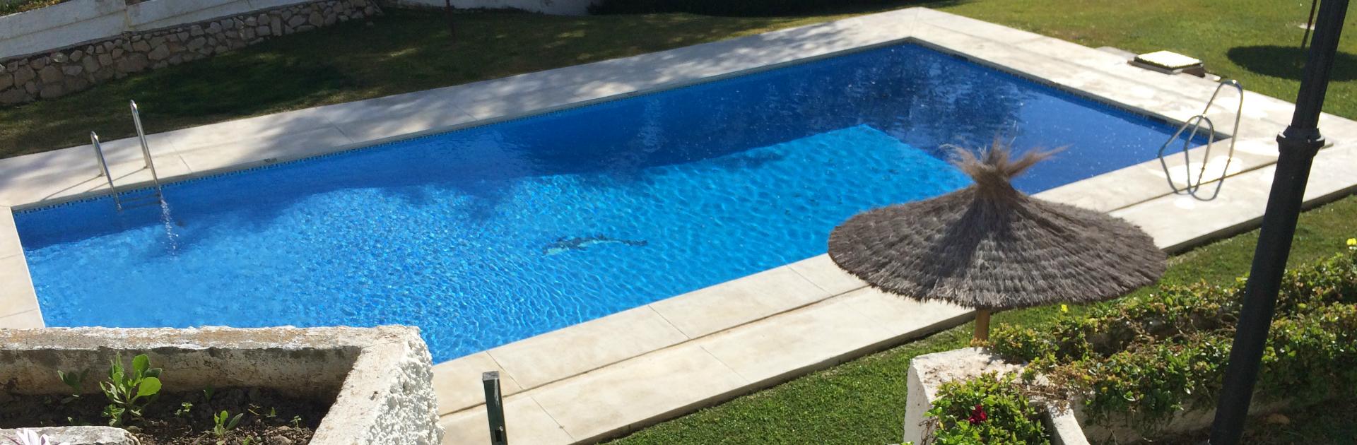 Swimmingpool-Malaga-Ferielejlighed